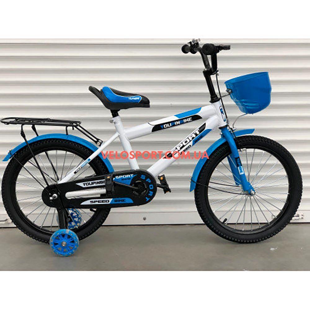 Детский велосипед Jiexika 804 18 дюймов