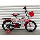 Детский велосипед Jiexika 804 18 дюймов, фото 4