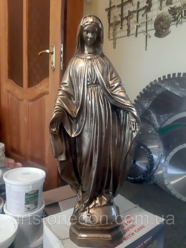 Скульптура Матери Божьей 60 см - №226 (Польша)