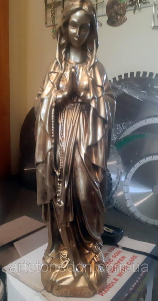 Скульптура из Польши. Скульптура Матери Божьей55 см - №227 (Польша)