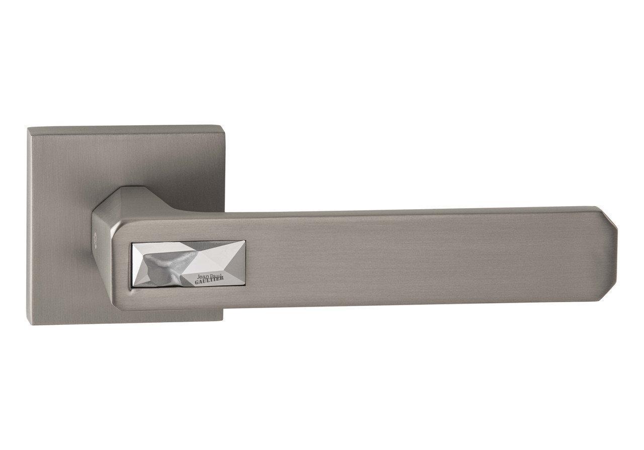 Ручки дверные Oro&Oro 108СR-15E Матовый никель