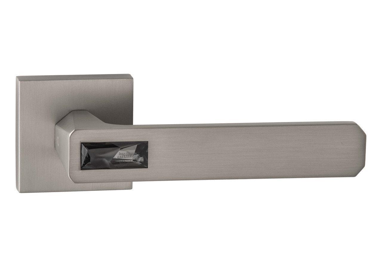 Ручки дверні Oro&Oro 108СR-15E Матовий нікель