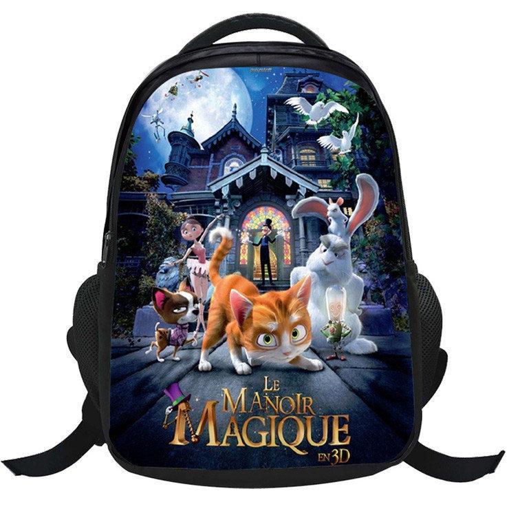 Шкільні рюкзаки для дівчаток Le Manoir Magique