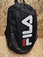 Рюкзак черный, спортивный FILA, фото 1