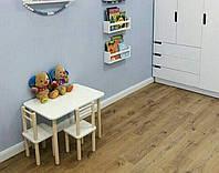 """Детский стол и стульчик. Набор  детской мебели «Жасмин"""""""