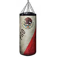 Профессиональный Боксерский мешок груша V`Noks (Винокс) Mex Pro 1.25 м, 70-80 кг