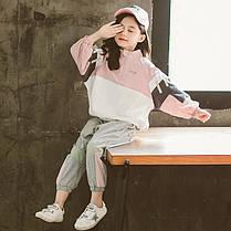 Детский костюм для девочки спортивный, фото 3