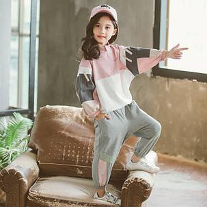 Детский костюм для девочки спортивный, фото 2