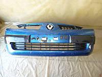 Бампер передний Renault Megane II 03-06 (Рено Меган 2), 8200142000