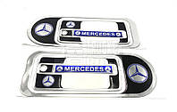 Декоративная наклейка Mercedes на ручку двери