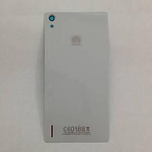 Задняя крышка Huawei Ascend P7 White