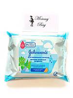 Влажные салфетки Johnson's Baby Pure Protect 25 шт