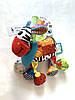 Игрушка с грызунком Ослик Дейв Balibazoo (Высота 26 см), фото 2
