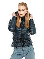 Куртка женская короткая с капюшоном от производителя, фото 1