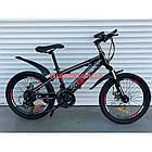 Детский велосипед TopRider 500 20 дюймов, фото 4