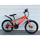 Детский велосипед TopRider 500 20 дюймов, фото 5