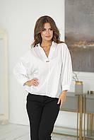 Блуза женская белая 37419, фото 1
