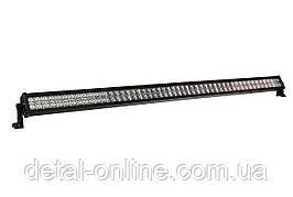 Фара дополнительная LED 300W (100x3W CREE) планкоподобная, 22000lm, 9-32V (Combo) 950-990330007