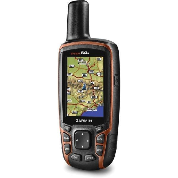 GPS-навігатор переносний (спортивний) Garmin GPSMAP 64s