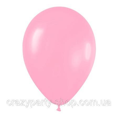 Шарики воздушные Розовые