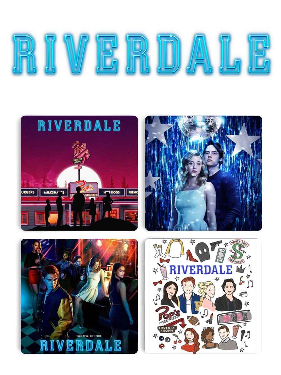 Костер Ривердэйл / Riverdale