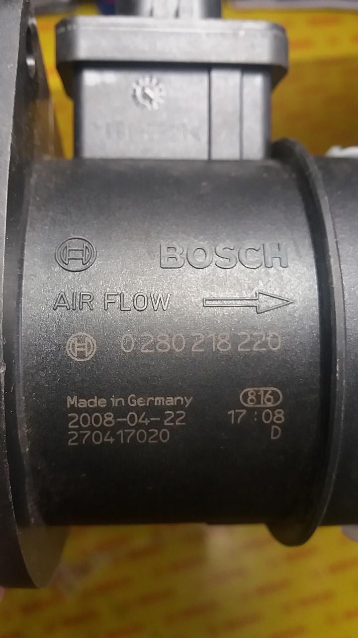 ДМРВ, Bosch, 0280218220, 0 280 218 220, УАЗ Хантер 2,7