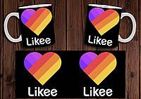 """Чашка """"Likee"""" №2"""