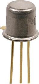 2Т208А транзистор PNP (0,3А. 20В) (h21э: 20-60) Au (ТО18)