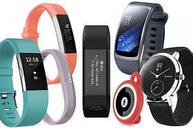 Фитнес браслеты и смарт-часы