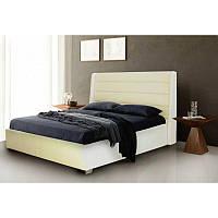 """Двуспальная кровать """"Римо"""" с подъемным механизмом 160*190. Novelty"""