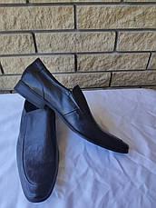 Туфли мужские кожаные модельные SCOTEE, фото 2