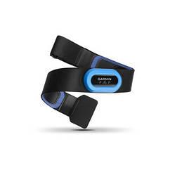 Нагрудный датчик пульса Garmin HRM-Run, пульсометр,шагомер Blue 010-10997-12
