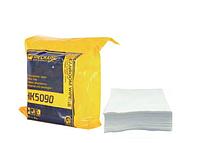 Протирочные салфетки,безворсовые Mechanic HK5090 30Х30 см 50 шт (12 дюймов)