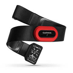 Нагрудный датчик пульса Garmin HRM-Run, пульсометр,шагомер Red 010-10997-12