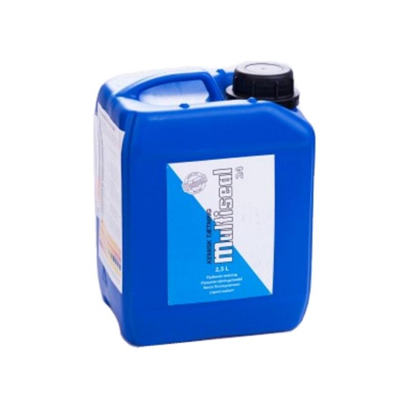 Герметик Multiseal 24 для утечек в системах отопления 2,5 л 8010025, Unipak