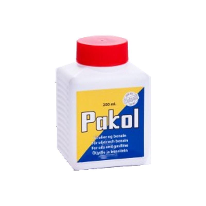 Паста Pakol для нефтепродуктов в банке с кисточкой 250 мл 6000025, Unipak