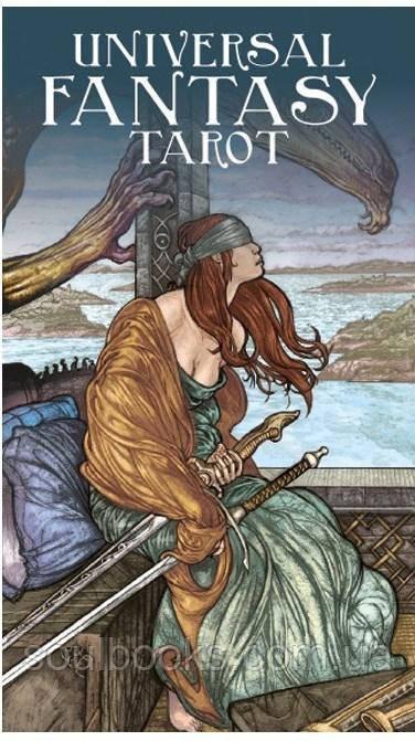 "Карты ""Universal Fantasy Tarot"" (Таро Царство Фэнтези)"