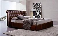 """Полуторная кровать """"Глора"""" без подъемного механизма 120*190 . Novelty"""