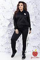 Костюм женский спортивный супер батал в расцветках 37432, фото 1