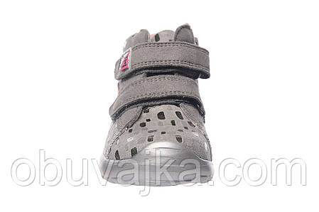 Демисезонная обувь оптом Ботинки от фирмы Tom m для девочек оптом(21-26), фото 2