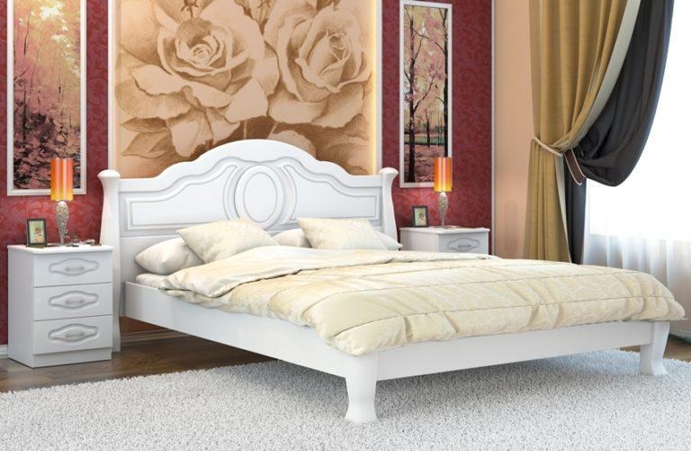 Кровать Анна Элегант (160*200) DA-KAS