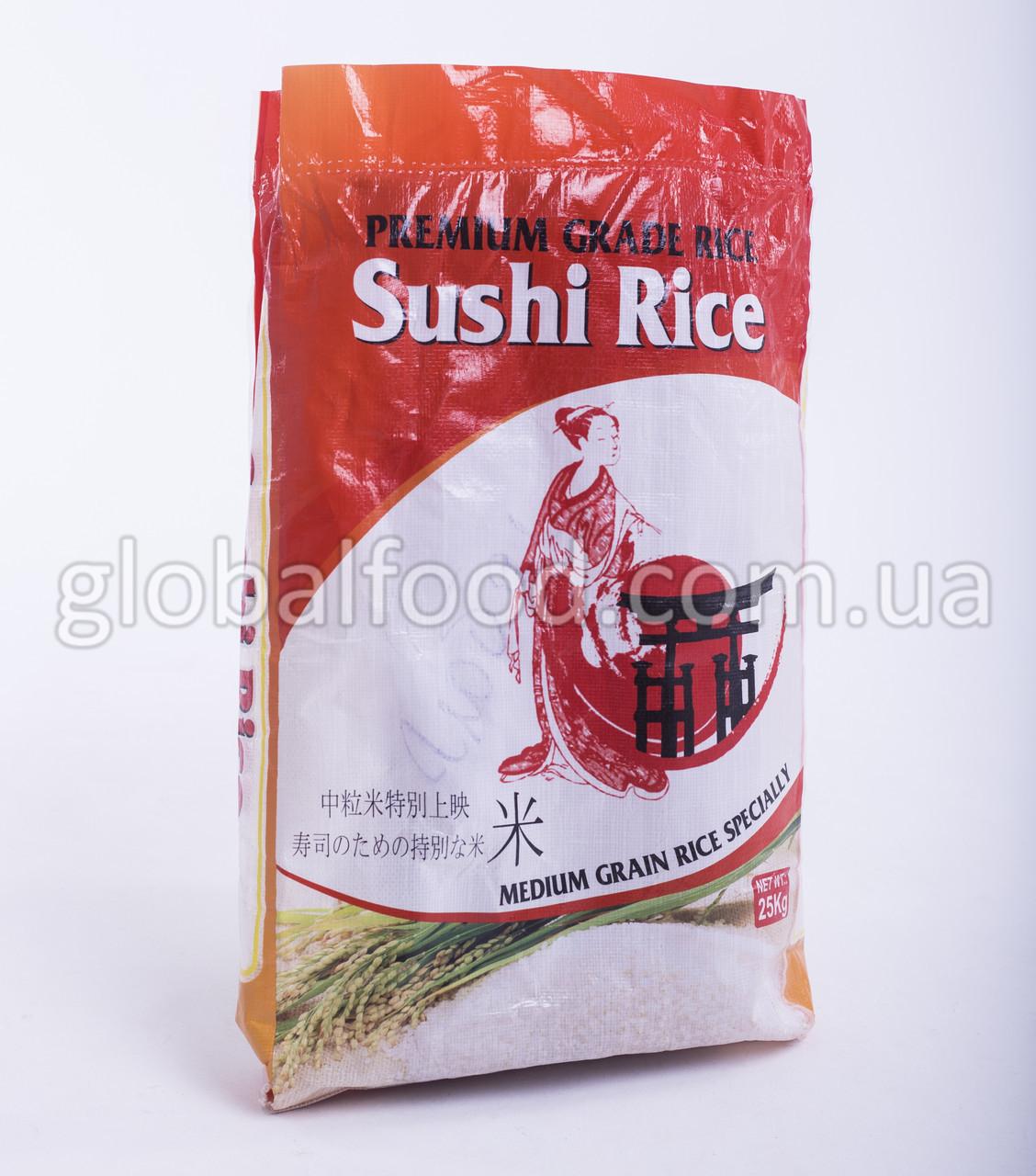 Рис для Суши (Sushi Ricei) (5 кг.)