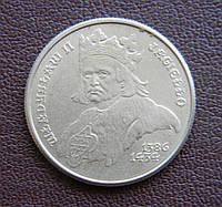 Польща 500 злотих 1989 Владислав II