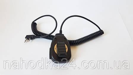 Ручной микрофон (тангента) Baofeng, фото 2