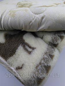 Ковдра відкрита шерсть 195*215 Camel Wool ARDA Company