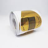 Формы для наращивания ногтей, широкие (500 штук), фото 2