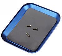 Магнітний Лоток для гвинтів з алюмінієвого сплаву. Магнитный Лоток для винтов из алюминиевого сплава