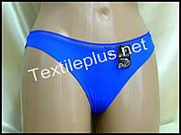 Трусики стринги Coeur joie синий 9606