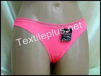 Трусики стринги Coeur joie розовый 9606