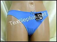 Трусики стринги Coeur joie голубой 9607